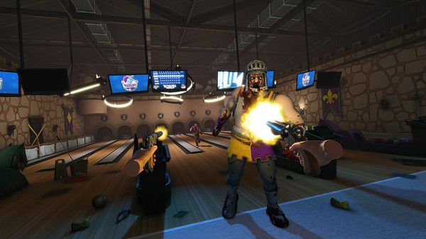 Zombieland VR Headshot Fever Screenshot 3, Free PC